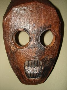 Legend of Zelda Redead Mask! anyone know the source?