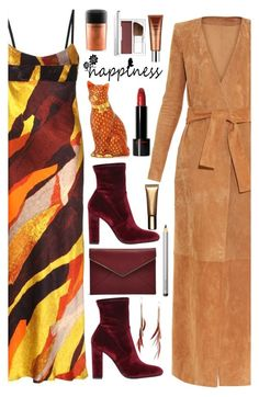 """""""Wrapped in Suede and Velvet"""" by dianefantasy ❤ liked on Polyvore featuring Acne Studios, Balmain, Steve Madden, Rebecca Minkoff, Herend, Clinique, MAC Cosmetics, Shiseido, LULUS and Clarins"""