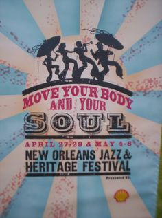 New Orleans Jazz and Heritage Festival. 2005 - 2010