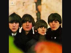 Rebeckann's Random Thoughts: Music Monday: The Greatest Band Ever- Part 1 (I'll Follow the Sun-Beatles for Sale)