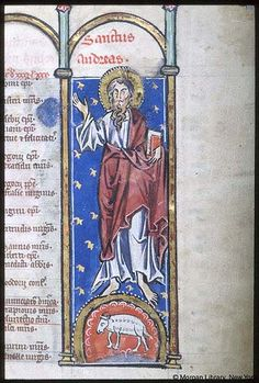 Psalter-Hours, MS M.94 fol. 2r - Images from Medieval and Renaissance Manuscripts - The Morgan Library & Museum