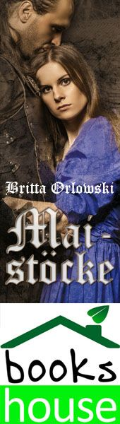 """Maistöcke - Bützer History"" von Britta Orlowski ab September 2014 im bookshouse Verlag. www.bookshouse.de/banner/?07195940145D1F57111B0805575C4F163BC6"