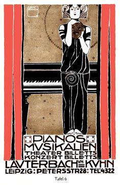 Illustration by Ludwig Holwein Art Deco Posters, Vintage Posters, Book Illustrations, Illustration Art, Vintage Magazine, Advertising Poster, Vintage Advertisements, Art History, Art Nouveau
