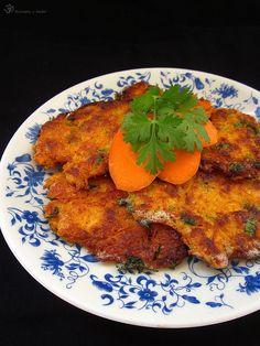 Mrkvove placky Tandoori Masala, Tandoori Chicken, Snacks, Dishes, Ethnic Recipes, Indie, Food, Appetizers, Plate