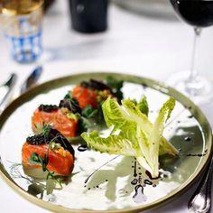 Thanks for sharing @halillsimsekk - great looking salmon dish - #rollwithus #chefsroll