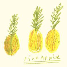 Faye Moorhouse - Pineapple