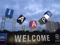Photo Tour from the 2013 IAAPA Attractions Expo | http://www.chipandco.com/photo-tour-2013-iaapa-attractions-expo-178712/
