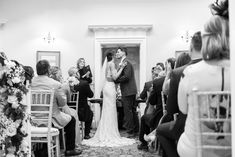 Wedding Ceremony Middleton Lodge Middleton Lodge Wedding Ceremony First Kiss Lodge Wedding, Wedding Ceremony, Middleton Lodge, Photographer Portfolio, First Kiss, Leeds, Yorkshire, Elegant Wedding, Wedding Photography
