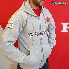 New Hoodies arrived! Motocross Shop, Honda, Racing, Athletic, Hoodies, Jackets, Shopping, Fashion, Running