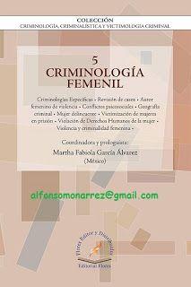 LIBROS EN DERECHO: CRIMINOLOGÍA FEMENIL