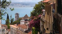 Bairros de Lisboa #viagem #lisboa #portugal