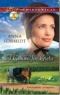 A Groom for Greta by Anna Schmidt 4 Stars