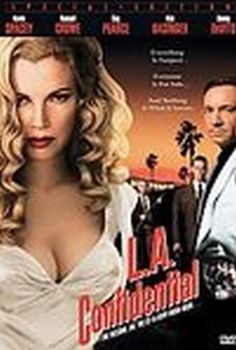 L.A. Confidential DVD (1997) Kevin Spacey Russell Crowe Guy Pearce  Kim Basinger