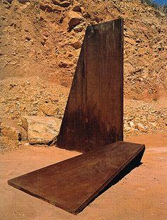 Sem Título déc. de 1980   Amilcar de Castro aço