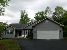 Lovely 3 bedroom 2 bath home situated on a private lot