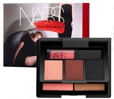 nars + guy bourdin crime of passion palette #beauty #gifts #makeup