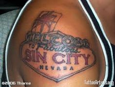 Image result for sin city tattoo