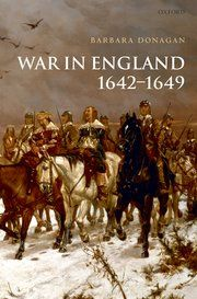 Barbara Donagan's War in England, 1642-1649 is a great study of the conduct & experience of war. I'm teaching with it again in my senior seminar.
