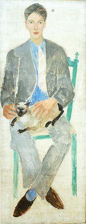 Jean Bourgoint par Christopher Wood, 1926