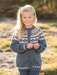 Gratis nedlasting - barn - Viking of Norway Knitting For Kids, Baby Knitting, Alpacas, Norway, Vikings, Knitting Patterns, Unisex, Children, Fair Isles