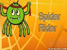 Spider Rider  Android Game - playslack.com , an air-conditioned game which will garment even for juveniles. In the game there s shinny colourful graphics, happy sound accompanying the game activities. You will need to support an atomic spider in competitor with bats, who took away his soulmate and control. Your work is to decrease the magnitude of a tract where those mice fly, and we learn at the beginning of the work how much we should decrease it. At that time while you move an object…