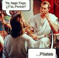 Una mica d'humor per aquest matí de #dimecres. A somriure s'ha dit! :D :D :D #pilates #puigcerda #LaCerdanya #LaCerdaña