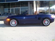 2001 Lapis Blue Metallic Porsche Boxster S #7469958   GTCarLot.com ...