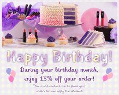 BeYOUtiful Gifts Birthday discount! Www.BeYOUtifulGifts.com