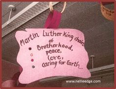 FREE Parent Letter: Honoring Martin Luther King, Jr. and noticing acts ...