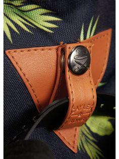 Cap Holder  Cayler & Sons Rucksack Mehune Downtown black/hawaii/green Artikelnummer: 4000429