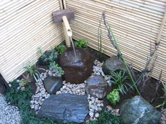 Advice For Bonsai Growing in Newton Hamilton, Pennsylvania Japanese Water, Japanese Art, Asian Garden, Herb Garden, Asian Landscape, Miniature Trees, Water Fountains, Japanese Gardens, Bonsai Garden