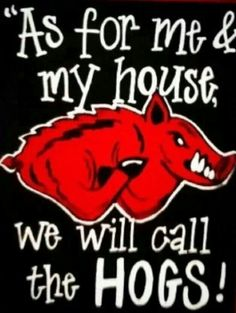 Call the Hogs
