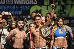 Photo Gallery | Manny Pacquiao vs. Jessie Vargas Weigh-In