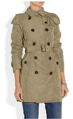 It's Almost Trench Coat Time!