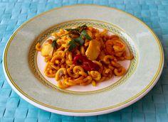 Cocina simultáneamente fideuá, sopa y mejillones tigre, también para niños (I).