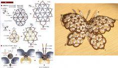 The scheme netting butterflies