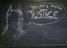 Mmm, Justice.