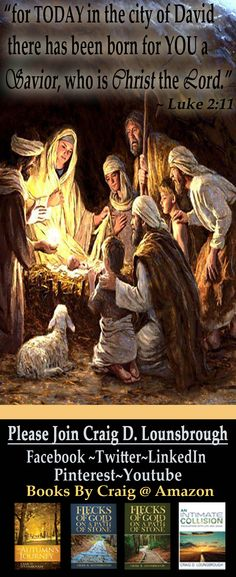 In the birth of Jesus, I have the singular privilege to toss aside the paltry scrapes of life and forever seize the magnificence of eternal life. And it would do me well to remember that the gifts of a million Christmas's and more stand as absolutely nothing by comparison. See more at https://clounsbrough.wordpress.com/.