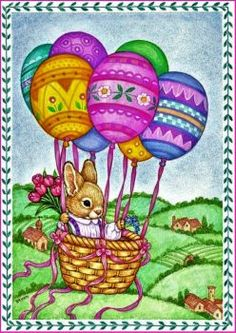 Up Lifting Easter Wishes Easter Art, Easter Crafts, Easter Bunny, Easter Eggs, Easter Paintings, Easter Illustration, Easter Wallpaper, Easter Colouring, Easter Wishes