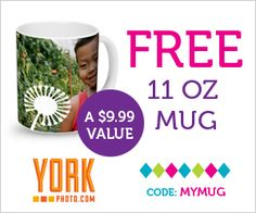 Free Mother's Day Mug!!!
