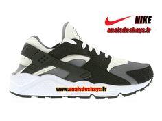 557d407292017 Boutique Officiel Nike Air Huarache GS Femme Garcon Blanc Noir Platine pur  318429 · Chaussure Nike Pas CherChaussures ...