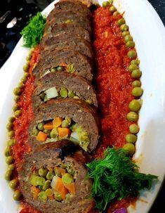Rulo Köfte (Dalyan Köfte) #ruloköfte #köftetarifleri #nefisyemektarifleri #yemektarifleri #tarifsunum #lezzetlitarifler #lezzet #sunum #sunumönemlidir #tarif #yemek #food #yummy