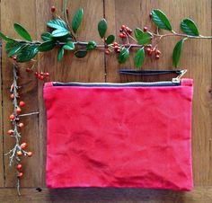 Wax Pouch. www.alannahbrid.com