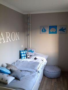 1000 images about slaapkamer kleur on pinterest interieur rust and google - Decoratie slaapkamer jongen jaar ...