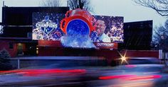 Surprise! Due to an overwhelming positive response, our #SalvySplash billboard is staying up through Opening Night!