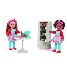 910 Best Barbie Babys Images On Pinterest Dollhouses Mini Doll