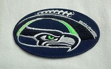 Seattle Seahawks NFL Football Team Iron/Sew On Patch
