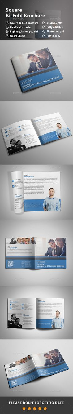 ▼ [Get Nulled]◯ Square Bi Fold Brochure Bi Fold Brochure Bi Fold Square Bi-Fold Bifold Bifold Square Template Brochure Bi Fold Brochure, Corporate Brochure, Business Brochure, Brochure Design, Flyer Design Templates, Brochure Template, School Brochure, Information Graphics, Graphic Design