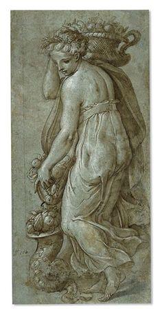 Giorgio Vasari was born in Here's one of his drawings. Giorgio Vasari, Italian Renaissance, Renaissance Art, Miguel Angel, Drawing Sketches, Art Drawings, Drawing Studies, Italian Painters, Old Master