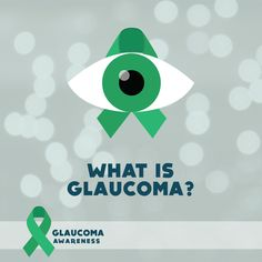 GLAUCOMA AWARENESS MONTH:  Glaucoma is an increase in your eye pressure, which can be the root of many other problems.  We'll share a tip each week this January on glaucoma detection and prevention!